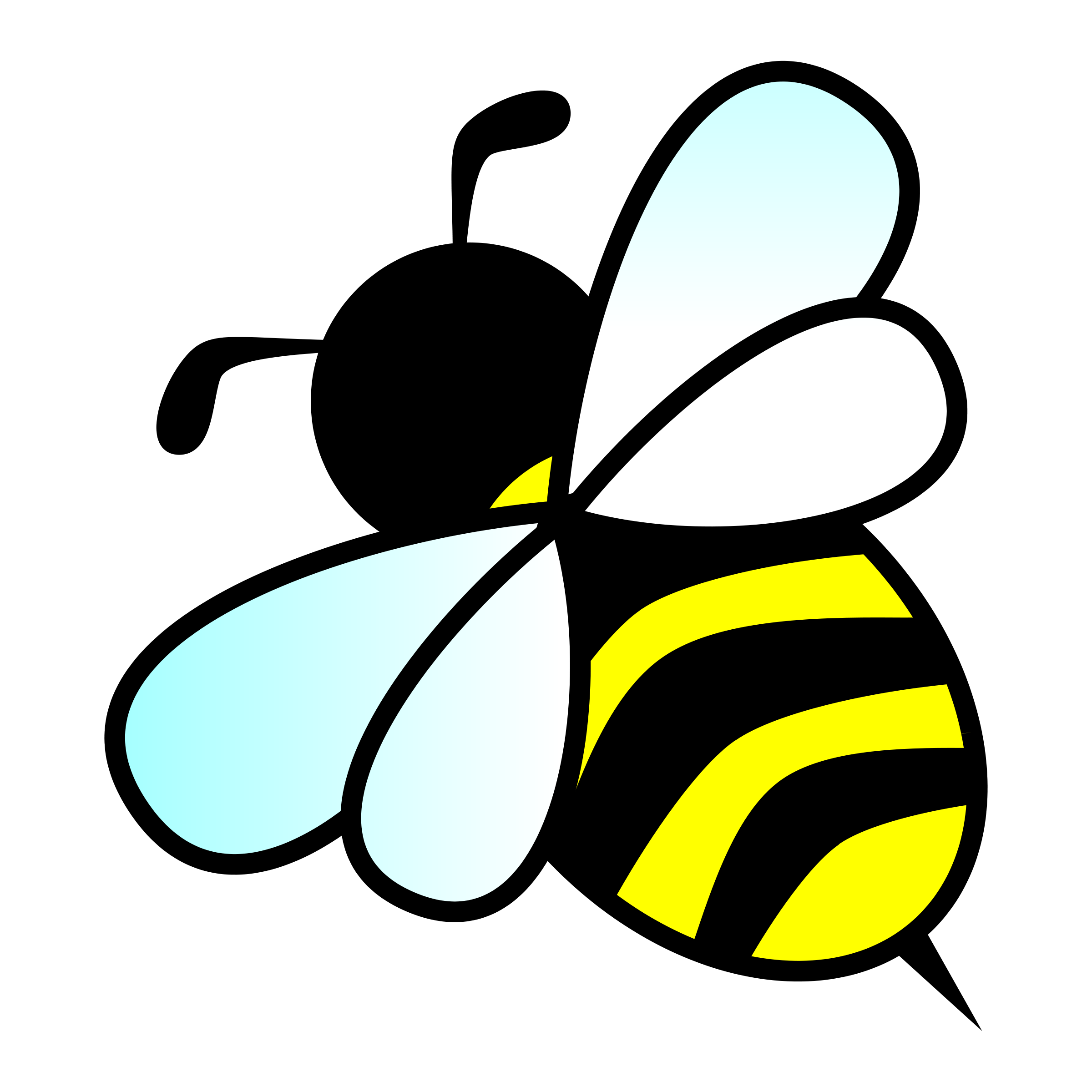 Bee Images For Clipart Shoppe Bees Transparent Png.
