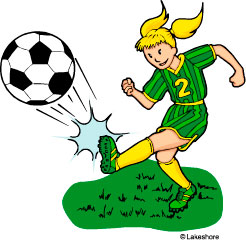 Clipart Before Soccer Game.