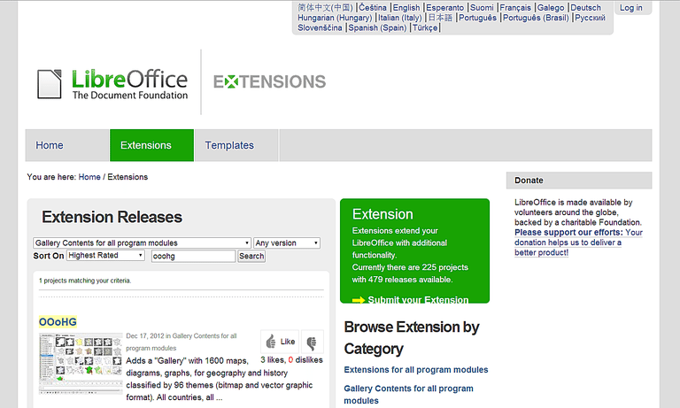 Expand LibreOffice with Free Extensions for School.
