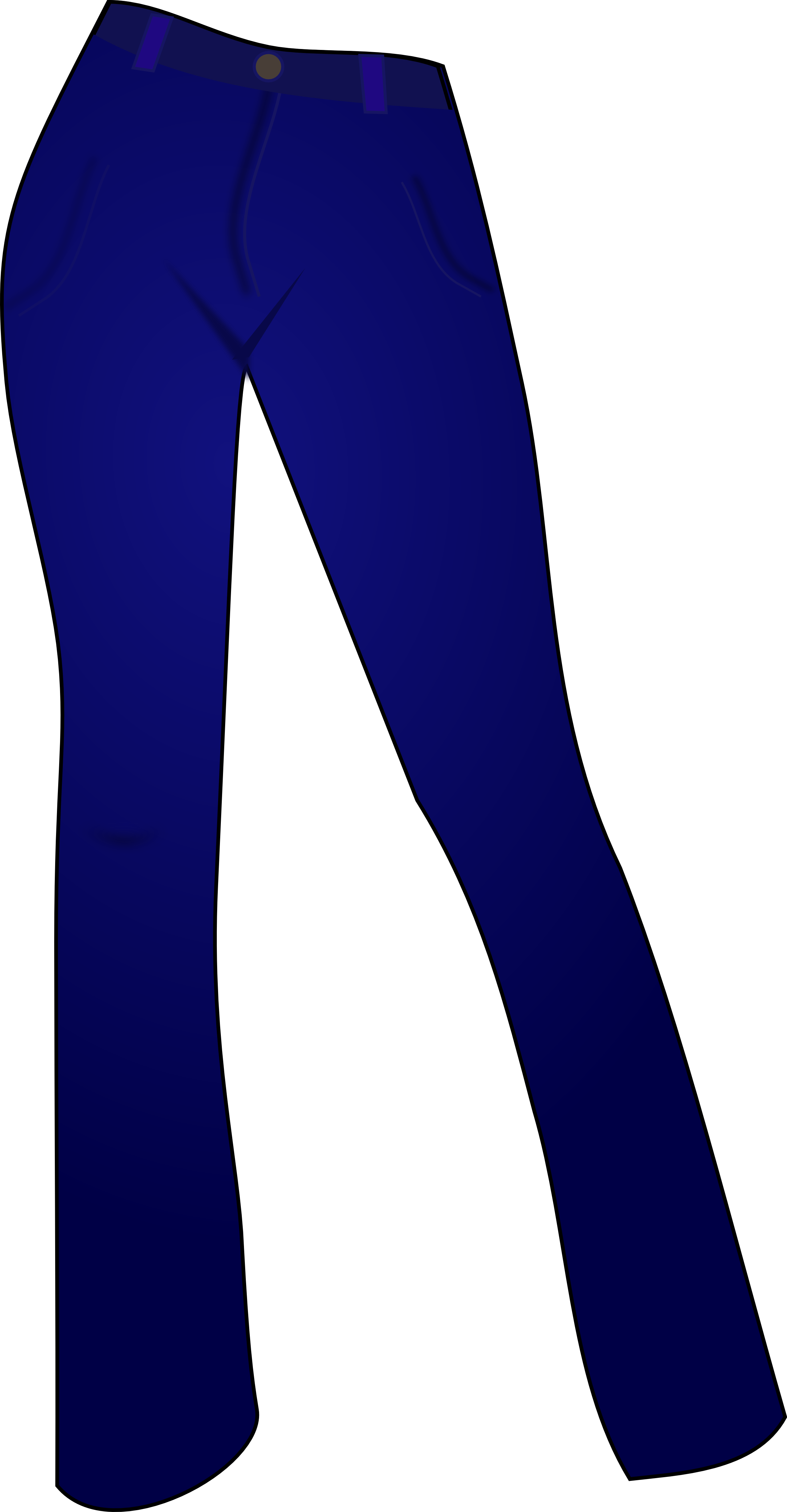 Bell Bottoms Clipart Png Blue Jeans Clipart.