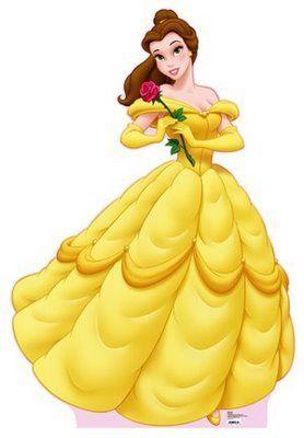 Disney princess belle clipart 4 » Clipart Portal.