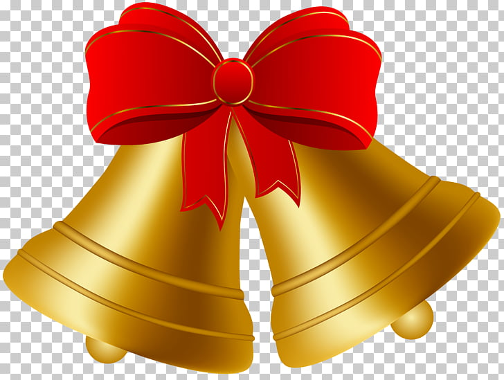Christmas Jingle bell , Christmas Bells PNG clipart.