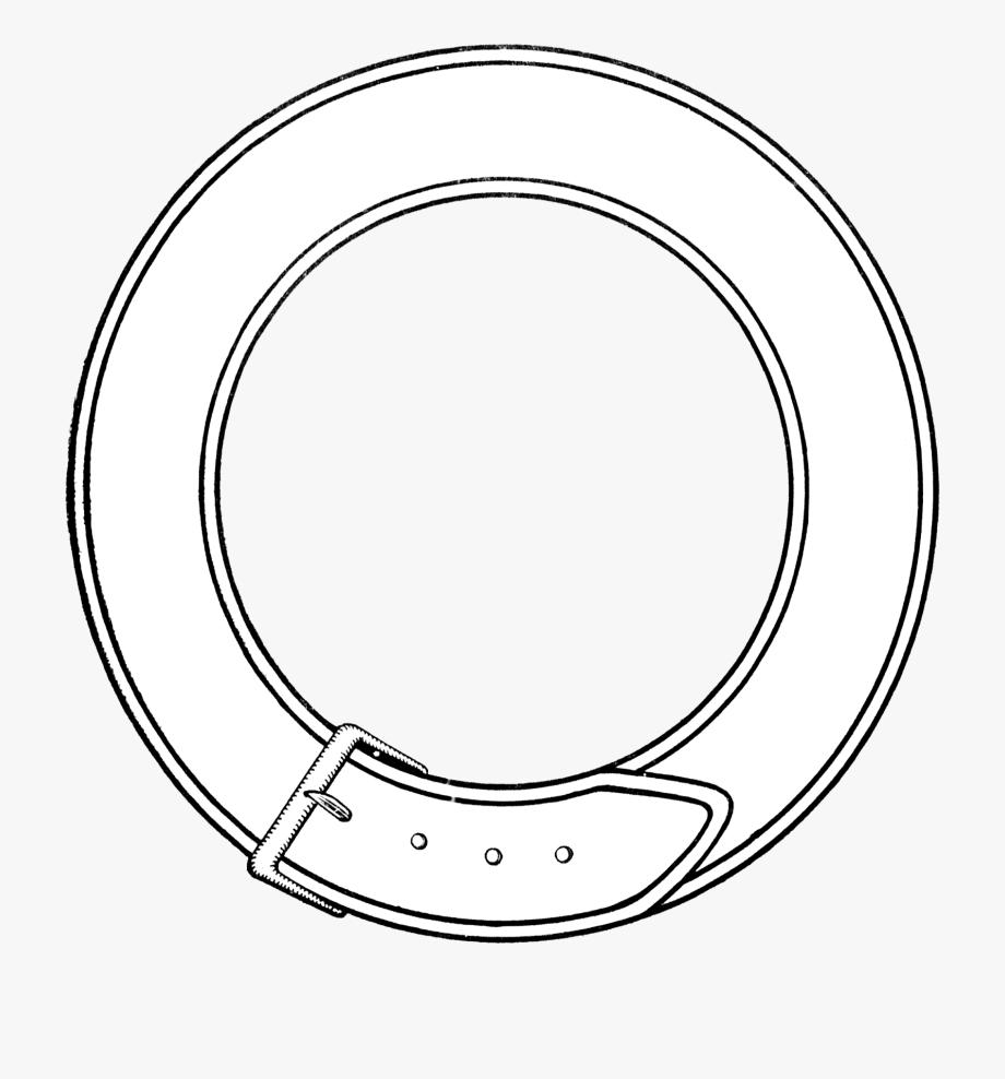 Belt Buckle Frame.