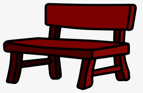 Free Bench Clip Art with No Background.