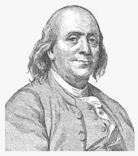 Free Benjamin Franklin Clip Art with No Background.