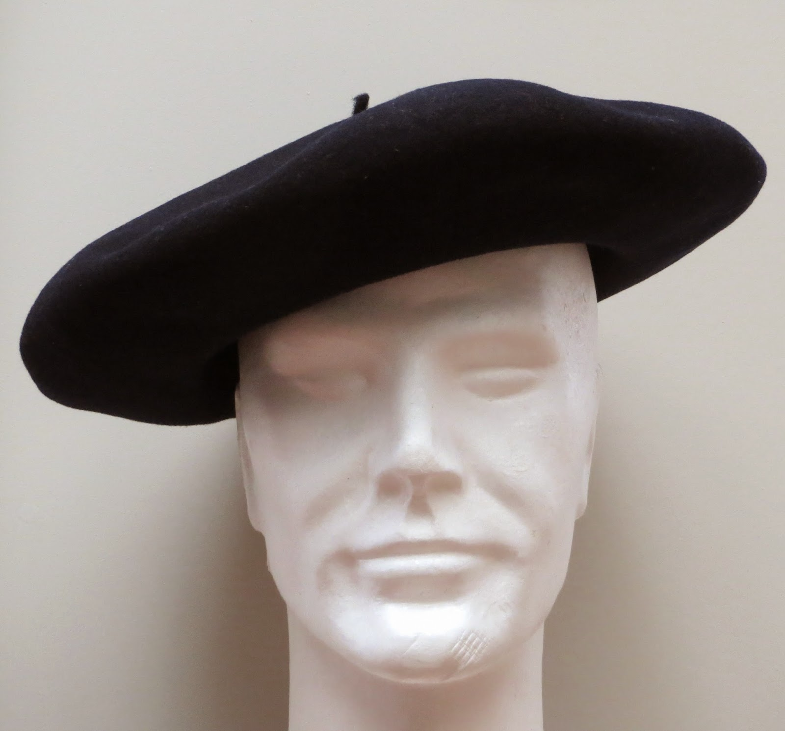 The Beret Project: July 2014.