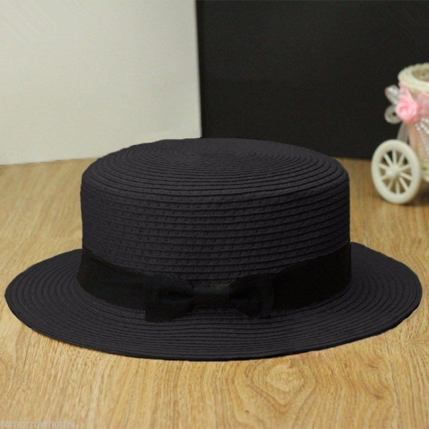French Beret for Adults (Black).