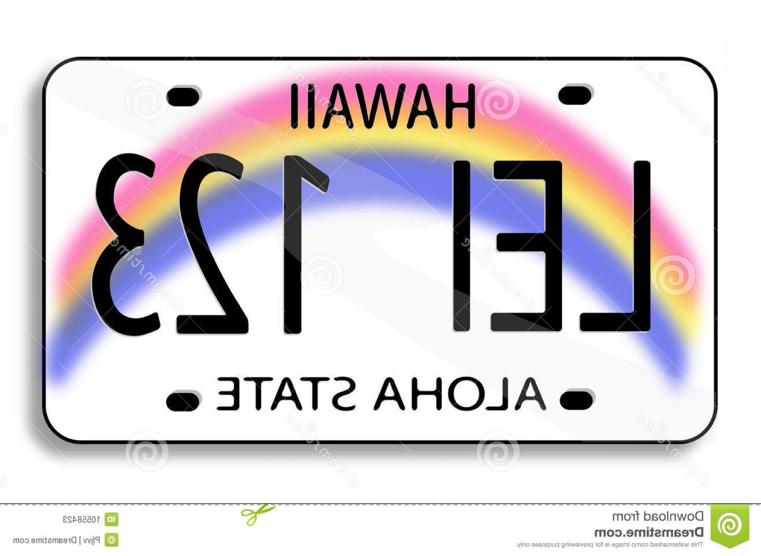 Best Clipart License Plate Template Layout.