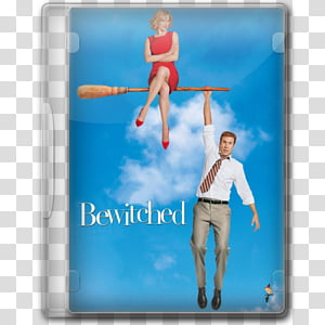 The BIG Movie Icon Collection B, Bewitched transparent.