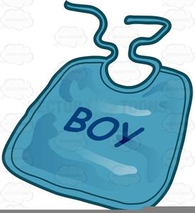 Baby Bib Clipart Free.