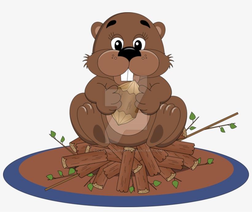Beaver Clipart Sick.