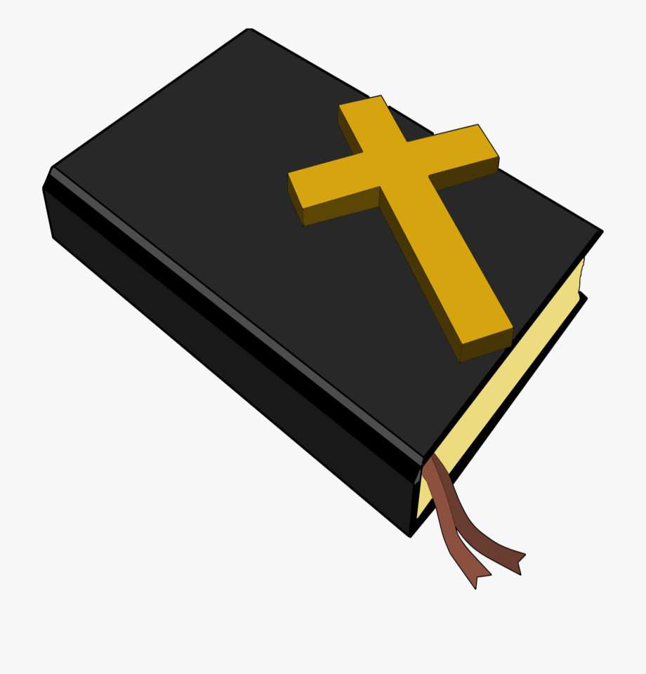 Bible And Cross Clipart , Transparent Cartoon, Free Cliparts.