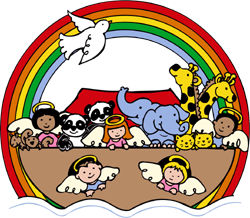 Childrens bible stories clipart.