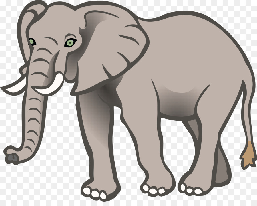 Big clipart big elephant, Big big elephant Transparent FREE.