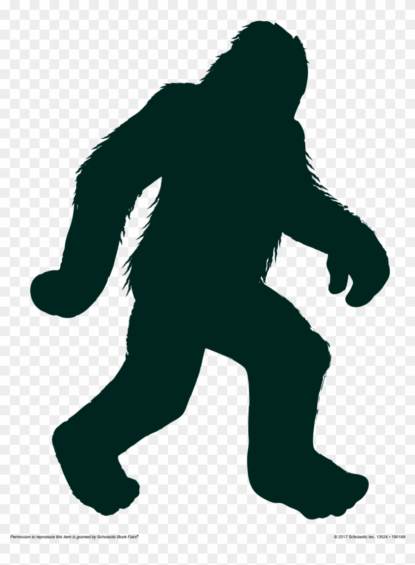 Images Of Bigfoot Footprint Clipart.