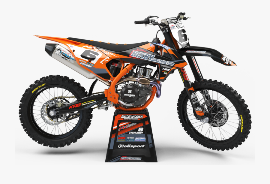 Ktm Clipart Dirt Bike.