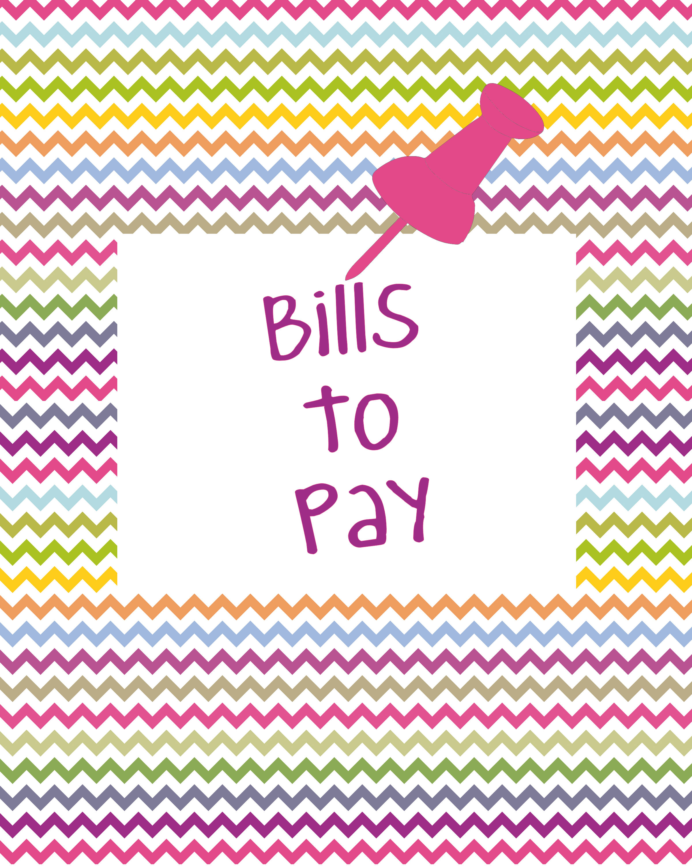 Pay Your Bill Clipart.