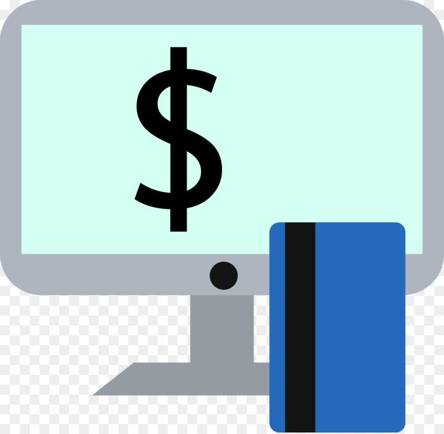 Electronic Bill Payment Invoice Payment Blue Organization.
