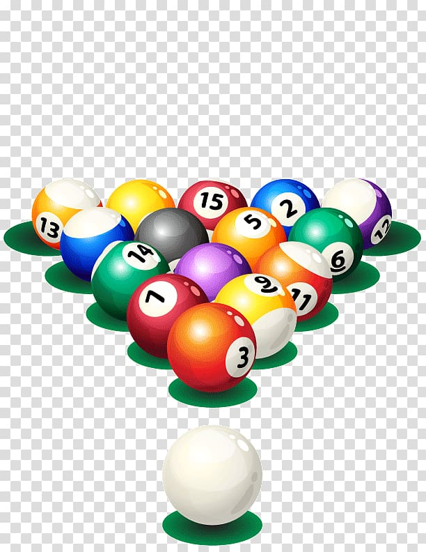 Billiards Billiard ball Pool , Snooker transparent.