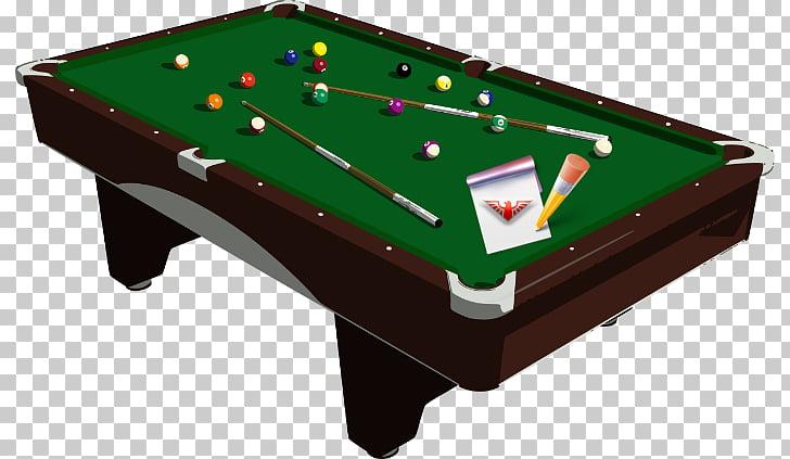 Billiard Tables Billiards Pool, table PNG clipart.