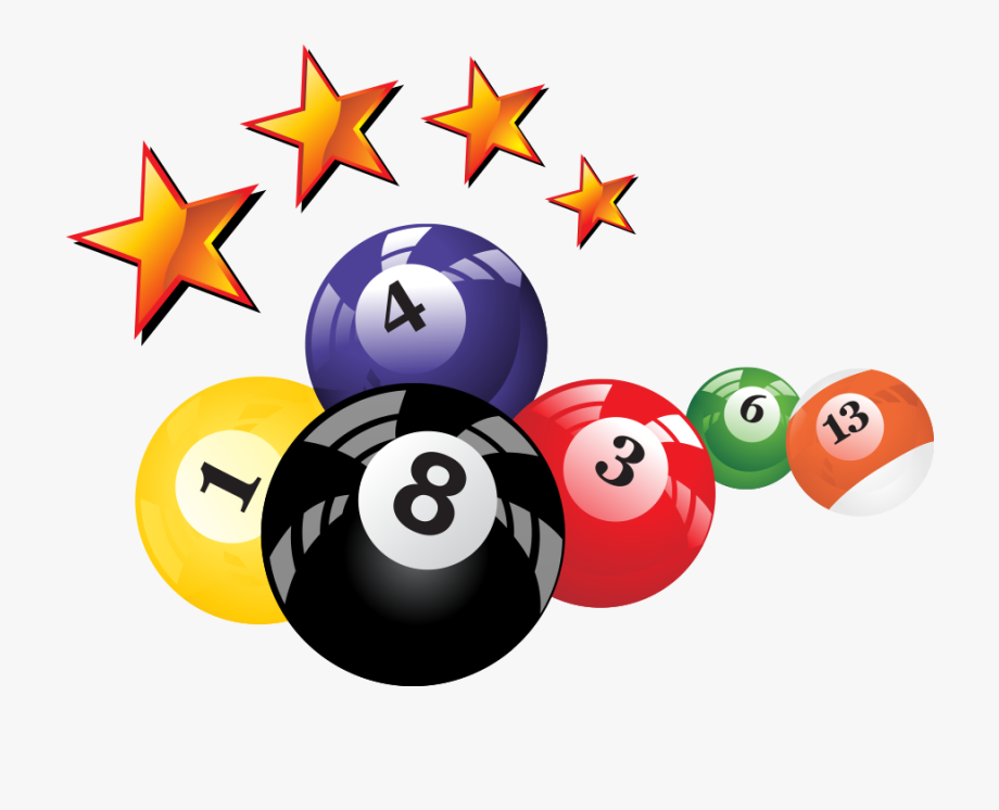 Billiards Clipart Indoor Game.