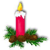 julelys, juleklokke clipart, billeder med juleting, jule.