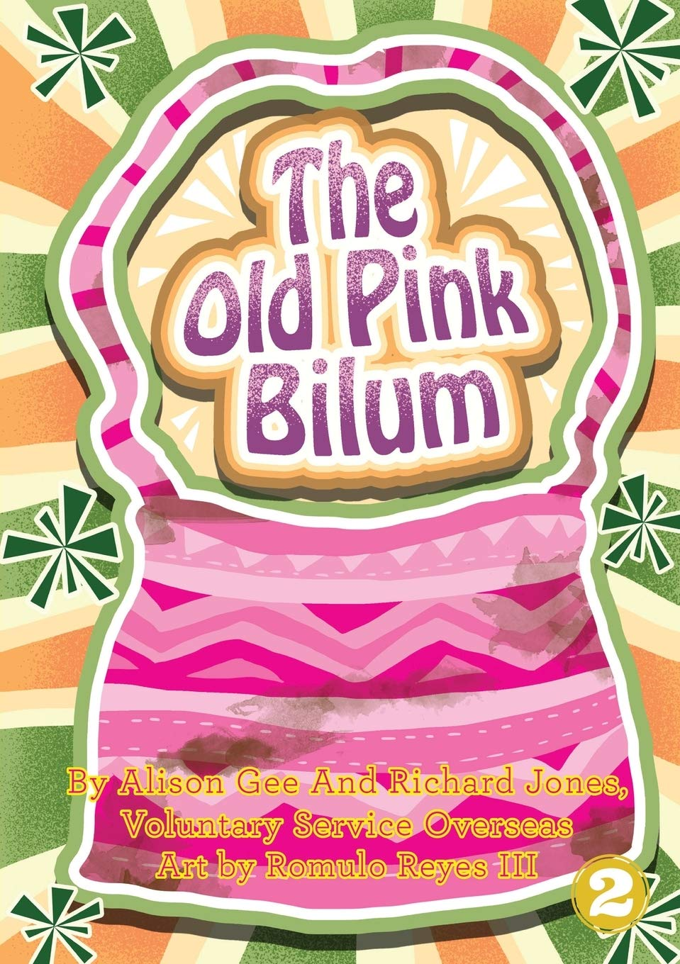 Buy The Old Pink Bilum Book Online at Low Prices in India.