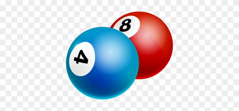 Bingo Balls Png.