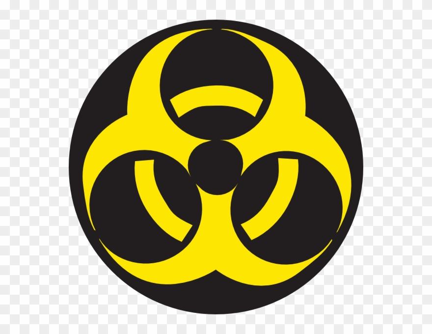Radioactive Clipart Biohazard.
