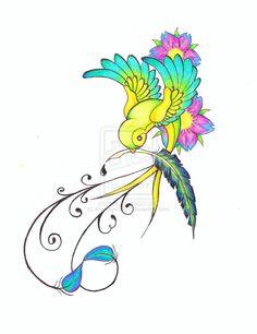 26 Best Bird of Paradise Tattoos images.