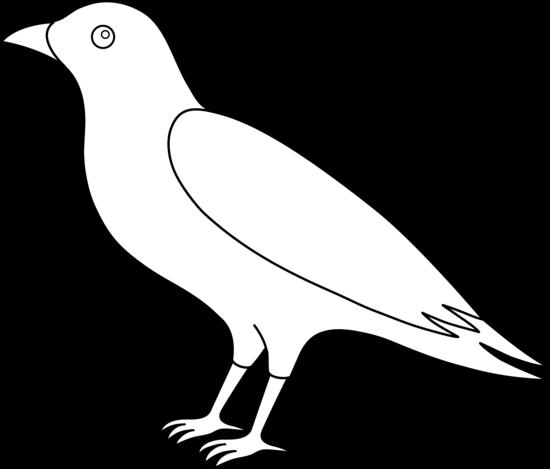 Bird Outline Clip Art & Bird Outline Clip Art Clip Art Images.