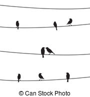Birds wire Illustrations and Clip Art. 1,237 Birds wire royalty.