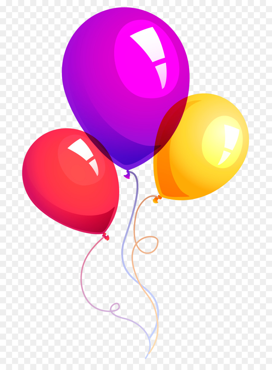 Birthday Balloon Cartoontransparent png image & clipart free download.