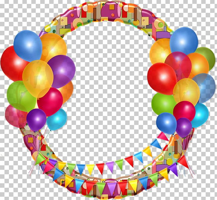 Birthday Borders And Frames Balloon PNG, Clipart, Anniversary, Bead.