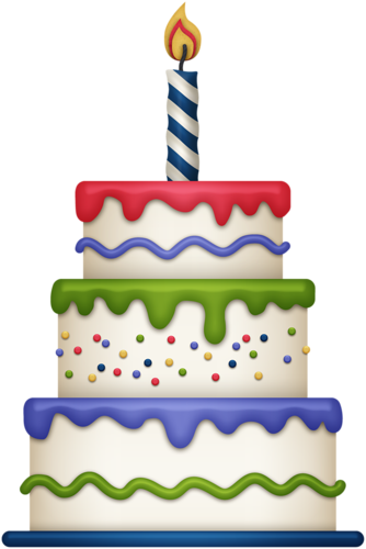 Cute birthday cake clipart gallery free picture cakes.