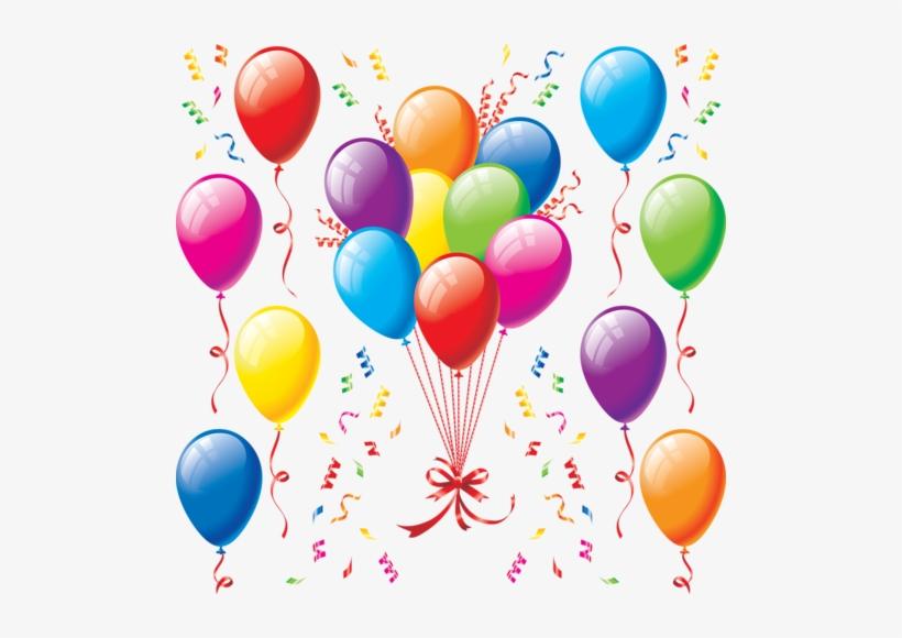 Birthday Balloons.