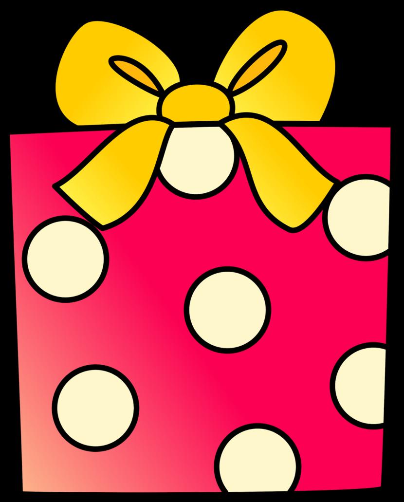 Best Birthday Present Clipart #27397.