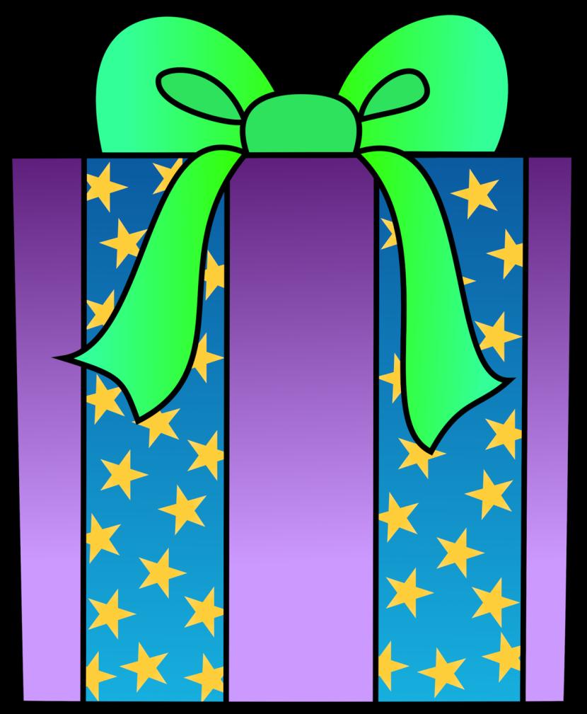 Best Birthday Present Clipart #27419.