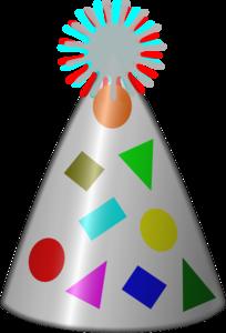 Birthday Hat Clip Art at Clker.com.