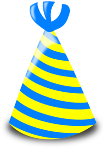 Birthday Hat Clip Art at Clker.com.