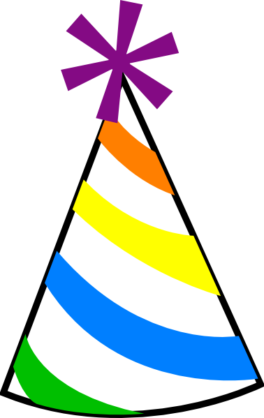 Birthday Hat Clipart.