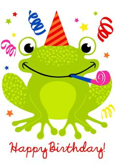 12 Free Very Cute Birthday Clipart for Facebook.