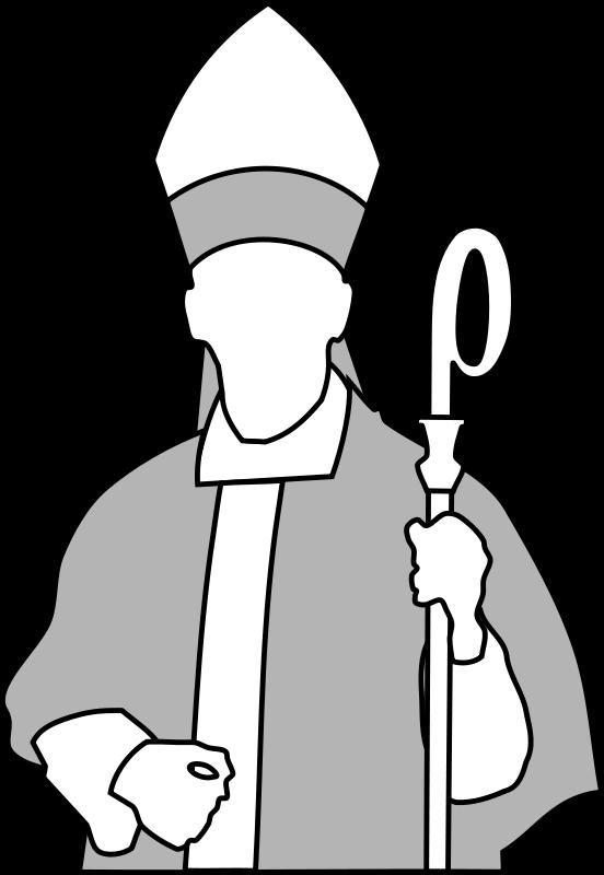 Free Clipart: Bishop.