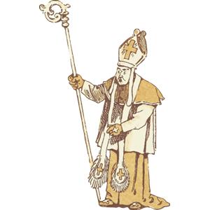 Bishop clipart, cliparts of Bishop free download (wmf, eps.