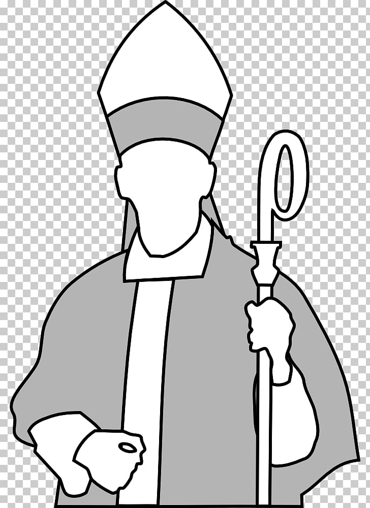 Bishop , Little Angel PNG clipart.