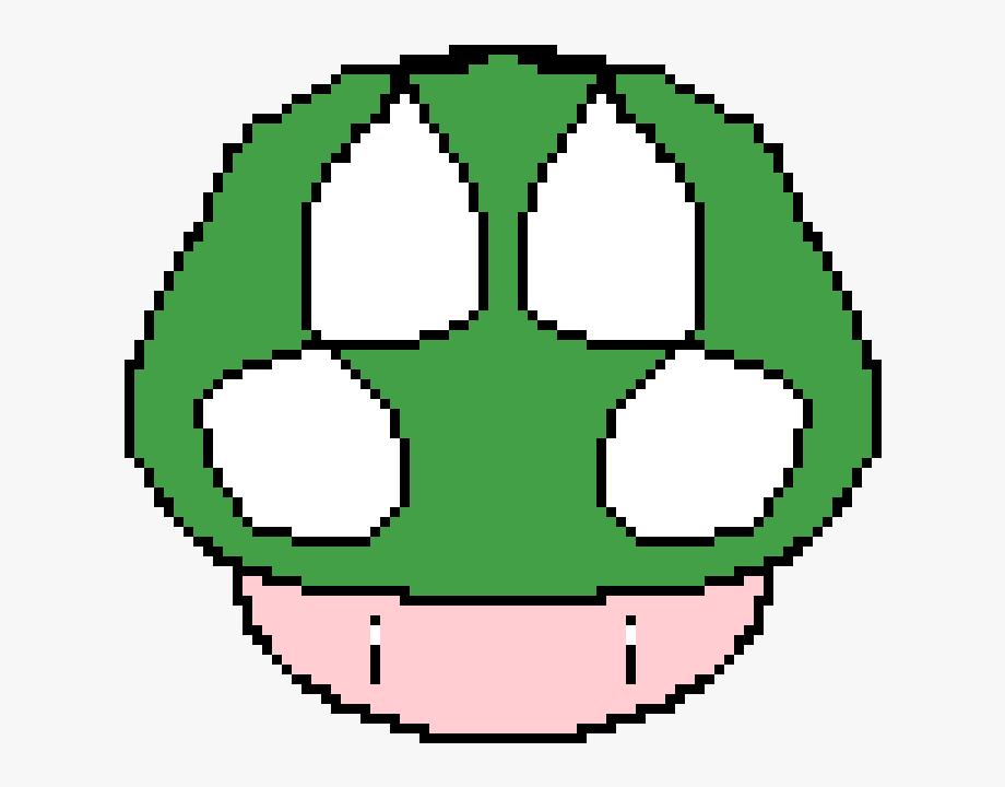 8 Bit Ninja Turtle Clipart , Png Download.