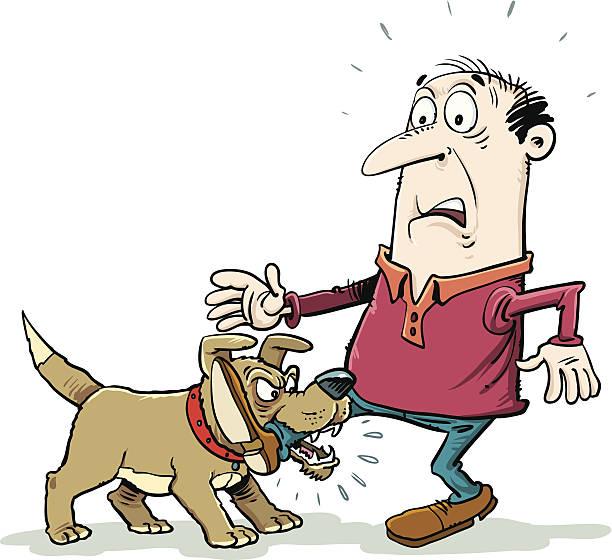 Dog Bite Clipart.
