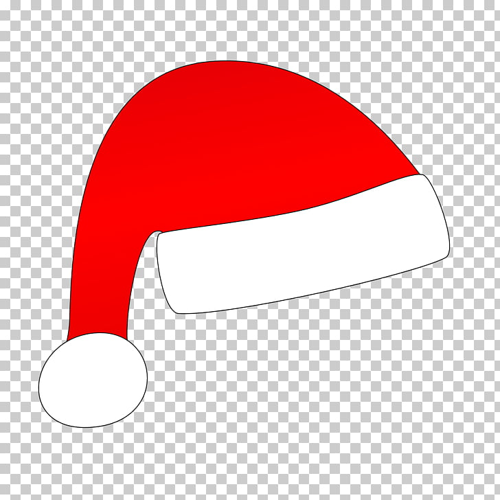 Bitmap Santa Claus , Christmas Hat PNG clipart.