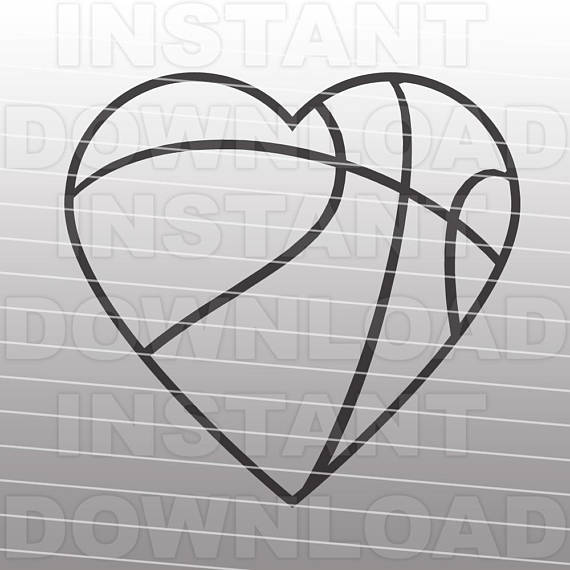 Basketball heart black white clipart PNG and cliparts for Free.