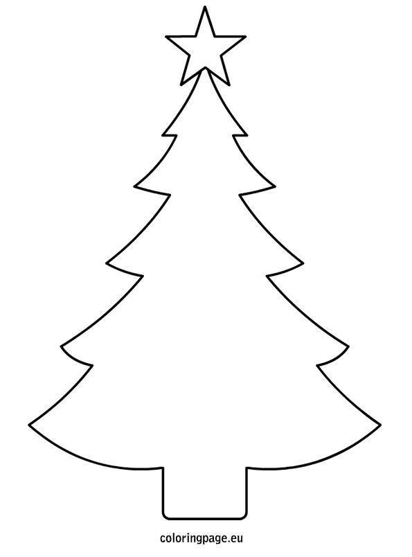 Christmas tree black and white christmas tree clipart black.